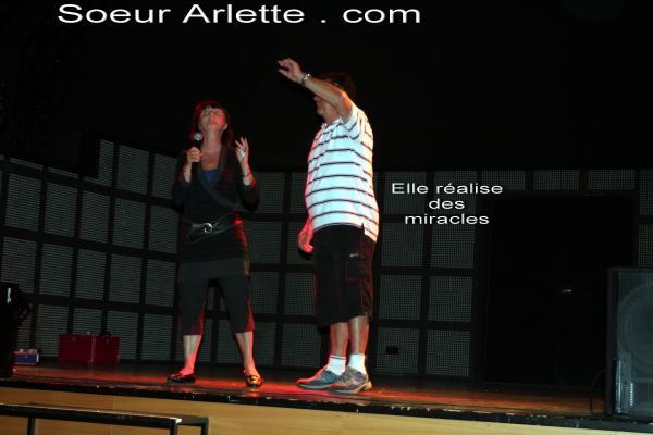 Avallon Pentecôte 2008 (5/6): S½ur Arlette.com