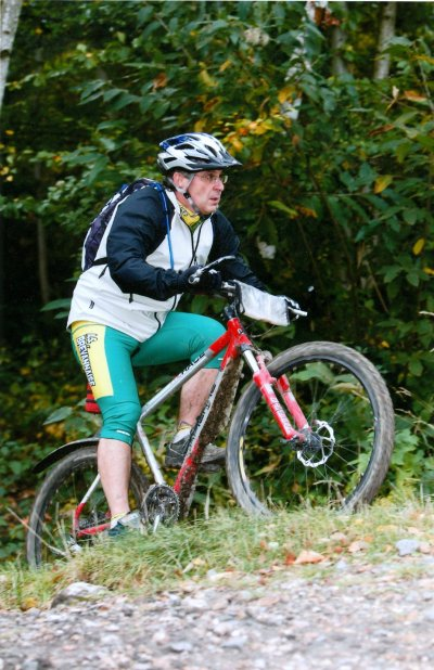 Rallye du Plessis-Trévise VTT (octobre 2008)