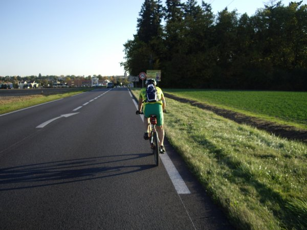 Week-End VTT à Cosne-sur-Loire, octobre 2008 (1/5)