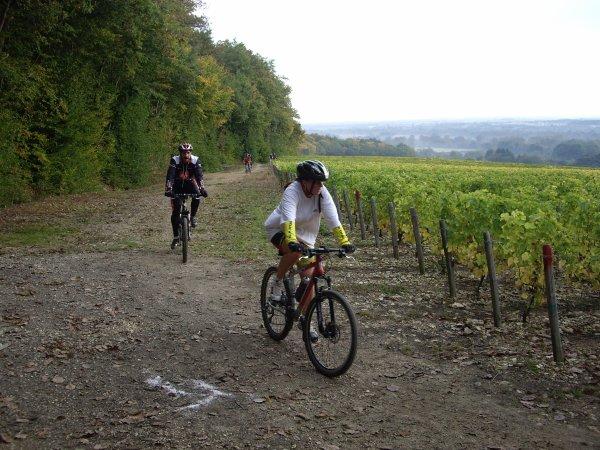 Week-End VTT à Cosne-sur-Loire, octobre 2008 (3/5)