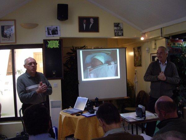 Journée d'information CODEP 94 (Novembre 2008)