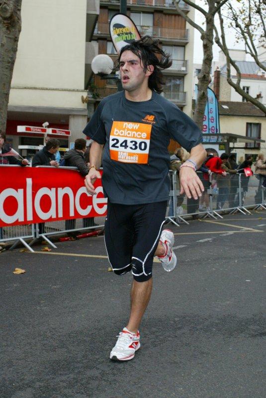 Semi Marathon de Joao ! (novembre 2008)