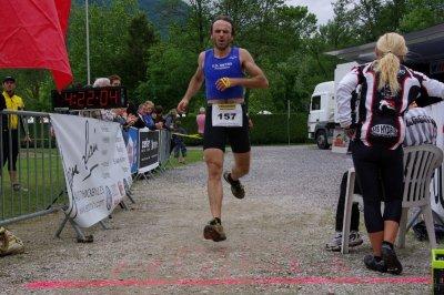 Patrick le triathlète (Saison 2008)