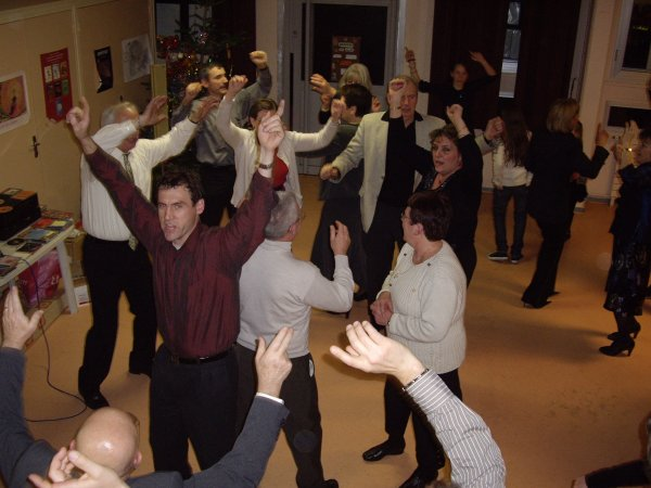 Repas du club décembre 2008 (2/2): par JPB