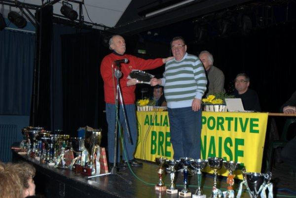 AG ASB CYCLO VTT (janvier 2009) 1/8: Rendez-vous chez Barbara