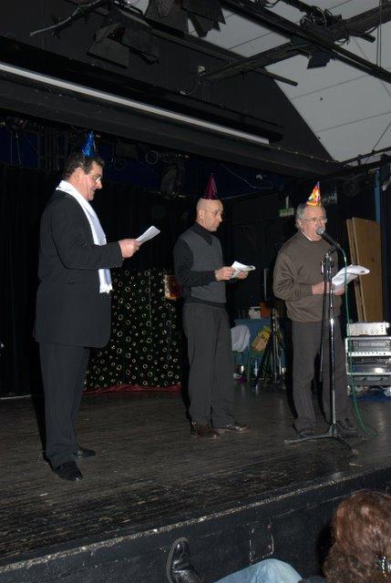 AG ASB CYCLO VTT (janvier 2009) 4/8: Le spectacle, par Michel C.