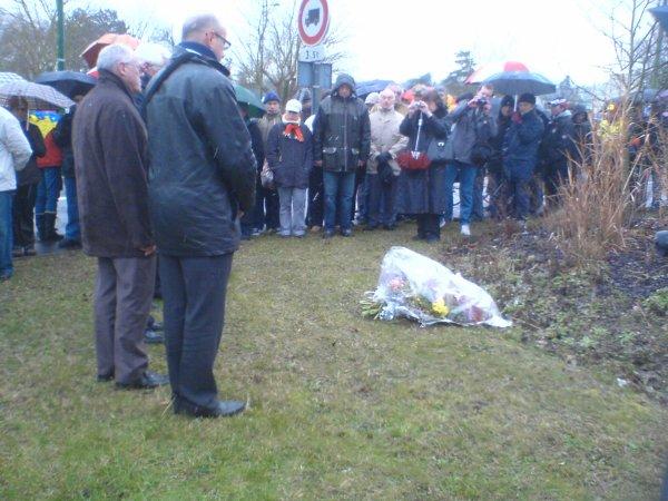 Hommage à Marcel Enjourbault (février 2009)