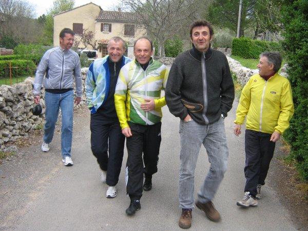 Laurac en Vivarais (avril 2009), Petit souvenir par Pat