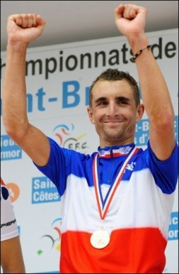 Dimitri Champion... de France (juin 2009)