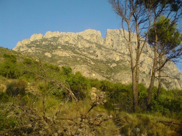Coll del Pouet (juillet 2009)
