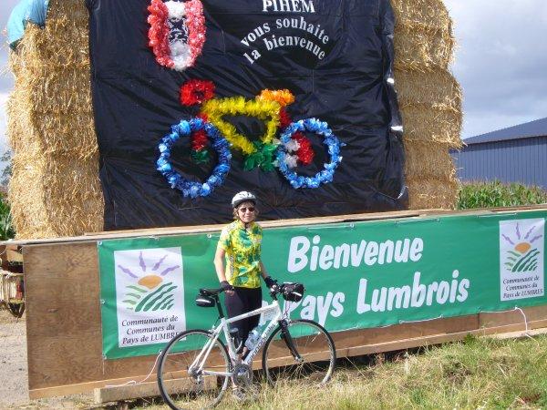 Semaine fédérale (août 2009): Photos de Chantal