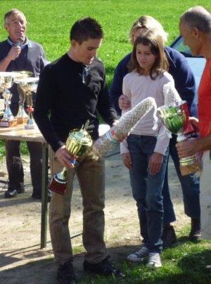 Gentleman d'Aiguebelette (octobre 2009)