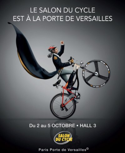 Salon du cycle (octobre 2009)