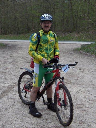 La Jean Racine VTT (avril 2005)