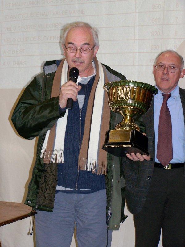 Assemblée Générale du CoDep 94 (février 2006)