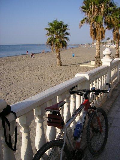 Tour de l'Aitana (août 2005), par Claude