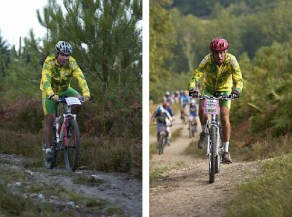 VTT Gamelle Trophy (septembre 2003)