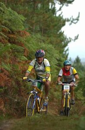 Week-end VTT, Gamelle Trophy (septembre 2004)