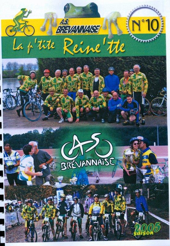 P'tite Reine'tte n° 10 - Saison 2005