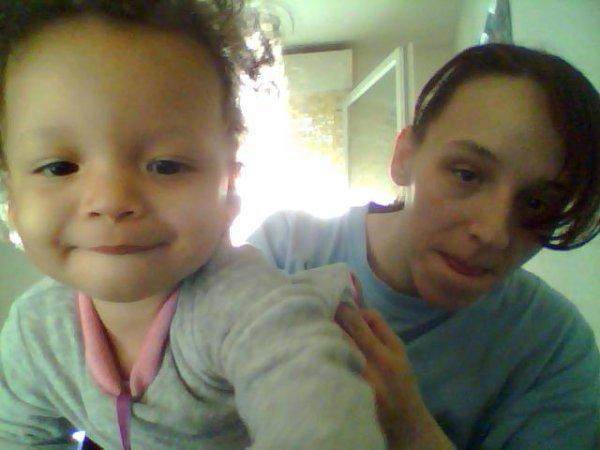 nouvelles fotos nanou et maman