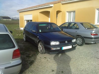 Nouvel golf 3 gti 8s topwagen - Entraxe golf 4 ...