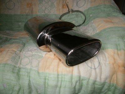mon nouveau pot oval RACELAND en inox
