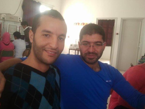 moi et mon ami Ali