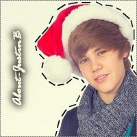 Justin chante une chanson de Noel (L) / Someday at Christmas (2009)