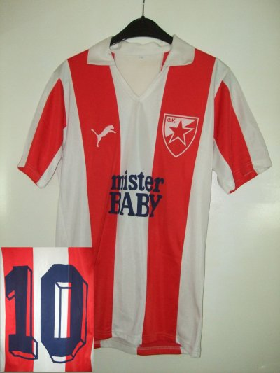 mister BABY Sezona 1989/90
