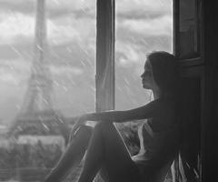 On n'a jamais demandé à un coeur d'aimer, mais aux sentiments de s'installer.