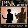 Illustration de 'Pink Just Give Me A Reason'