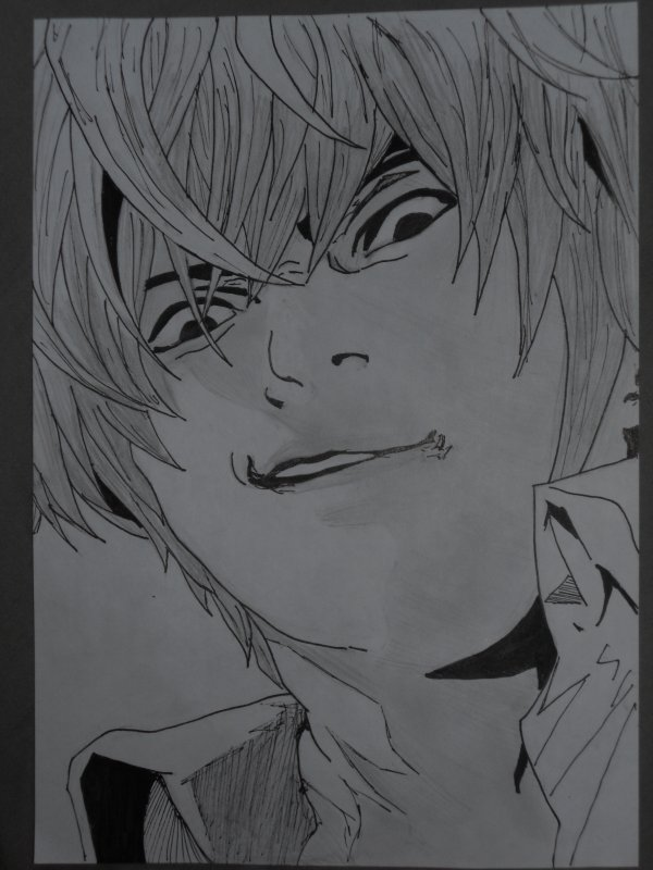 Light Yagami-Death note