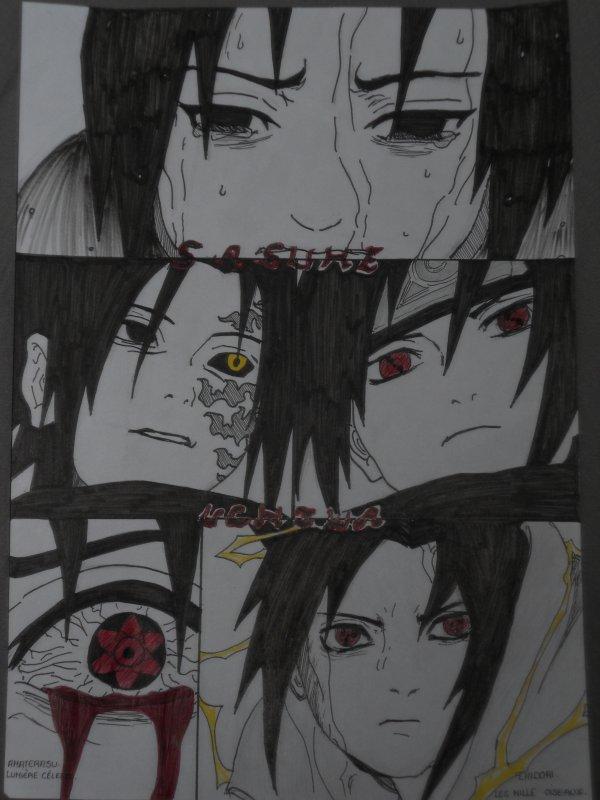 Sasuke paly back vous vous y retrouvé ?