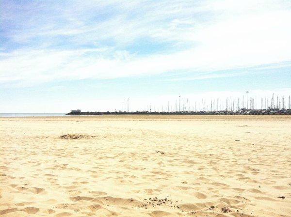 a biento ma plage
