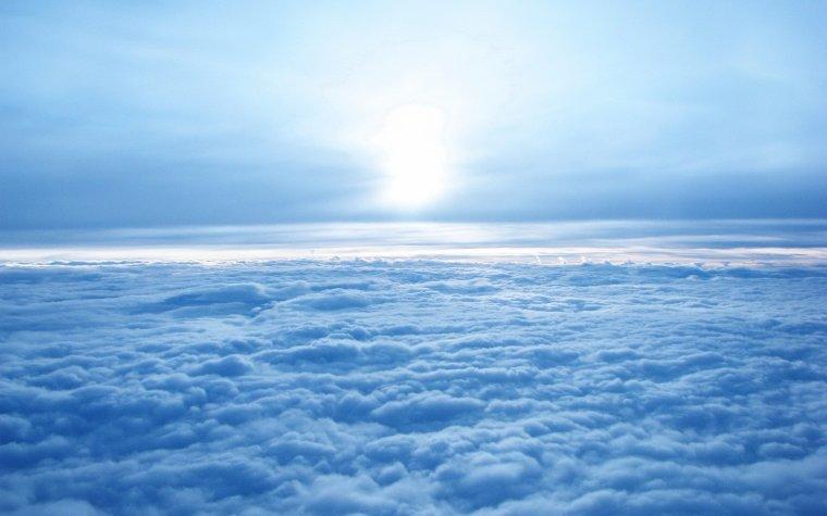 Mon petit nuage.