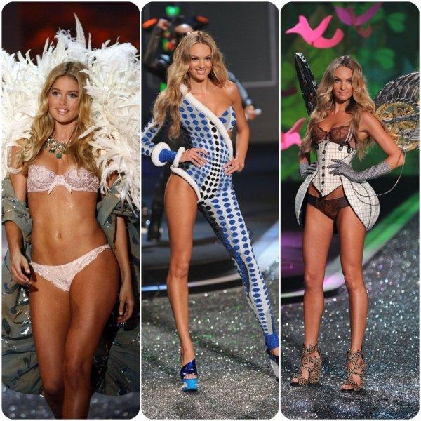 Evenement : Victoria's Secret Fashion Show 2010.