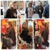 Candids : Miley faisant du shopping à Oxford