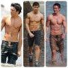 Divers: Zac Efron, Taylor Lautner or Robert Buckley