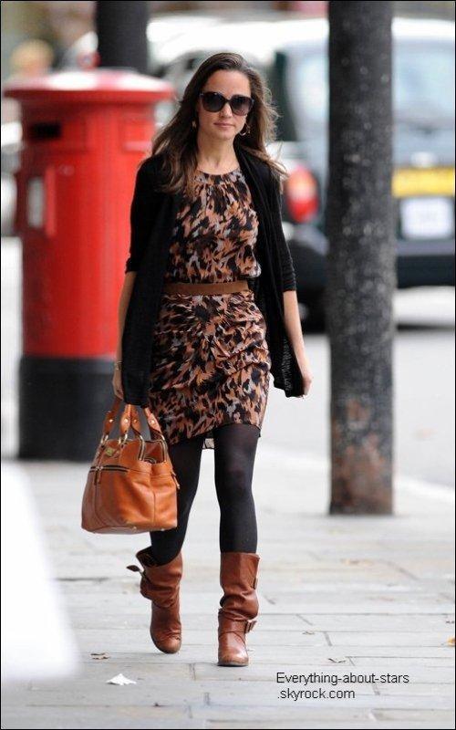 Look:  Zoom sur le look de Pippa Middleton
