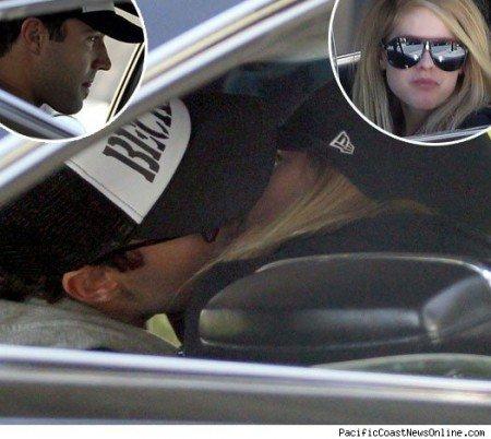 Réactualisation : Avril Lavigne et Brody Jenner sont toujours ensemble !