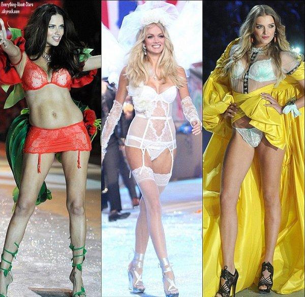 Victoria's Secret Fashion Show 2012: