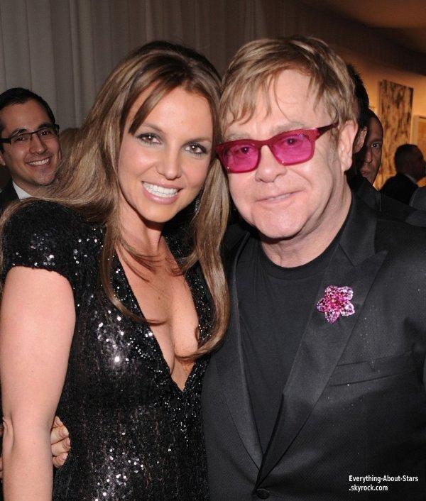 Le Elton John Oscars Party 2013:   Le 20 Février 2013