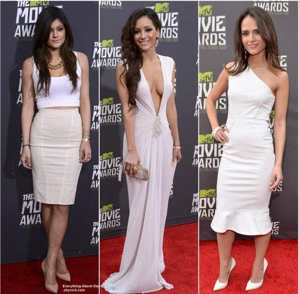La cérémonie des MTV Movie Awards 2013