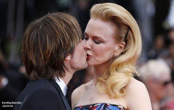 Nicole Kidman et Keith Urban se sont rendus à la première du film  Inside Llewyn Davis pendant le Festival de Cannes  Le 19  Mai 2013