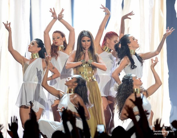 Les Performances lors des Billboards Music Awards