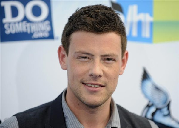BREAKING NEWS ! DRAME : CORY MONTEITH EST MORT