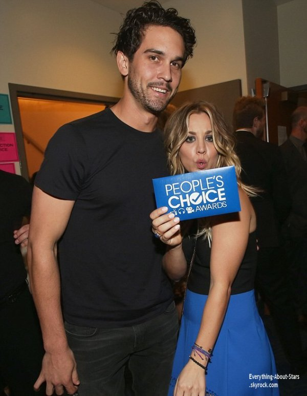 DOSSIER: PEOPLE CHOICE AWARDS 2014 Dans les coulisses