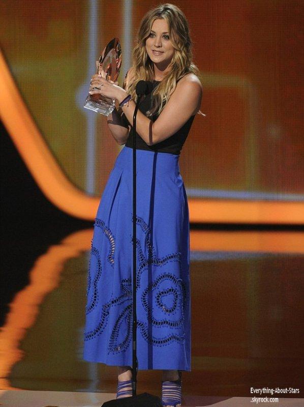 DOSSIER: PEOPLE CHOICE AWARDS 2014  La remise des prix