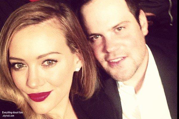 Aprés 3 ans de mariage, Hilary Duff et Mike Comrie divorcent