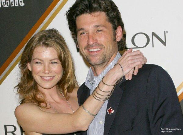 Good News: pour les fans de Grey's Anatomy  Ellen Pompeo et Patrick Dempsey ont signés pour les saisons 11 et 12, rapporte Hollywood Reporter.